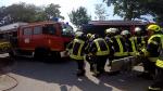 Feuerwehrübung Bild 8